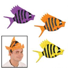 Tropical Fish Hats